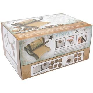 Sizzix Vintaj Special Edition BIGkick Die Cut Embossing Machine