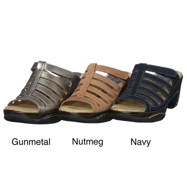 White Mountain Womens 'Mast' Sandals
