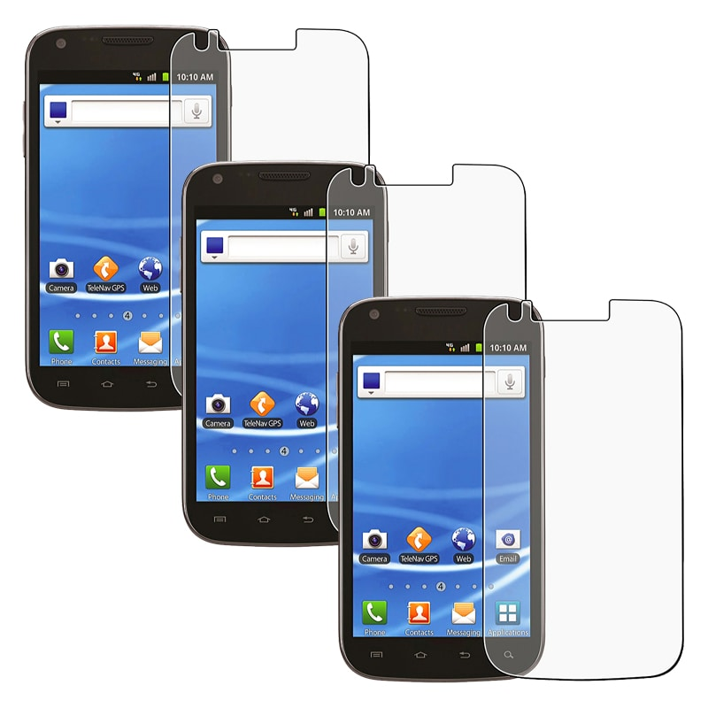 INSTEN Anti-glare Screen Protector for Samsung Galaxy S II T989 (Pack of 3)