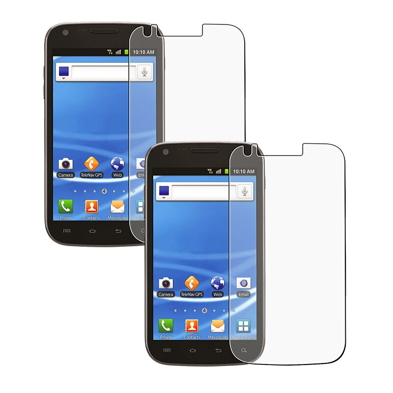 INSTEN Anti-glare Screen Protector for Samsung Galaxy S II T989 (Pack of 2)