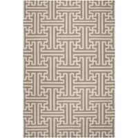 Hand-woven Altanus Wool Area Rug - 8' x 11'