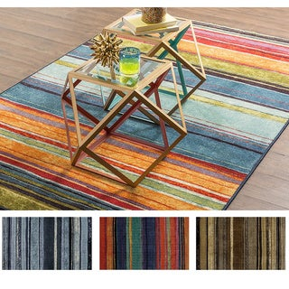 Mohawk Home New Wave Rainbow Multi (1'8 x 2'10)