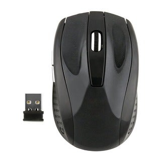 Link to INSTEN 2.4GHz Black Cordless Wireless Optical Mouse - 9' x 12' Similar Items in Keyboards & Mice