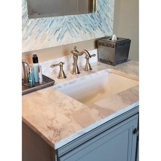 Merveilleux Fontaine Bellver Brushed Nickel Widespread Bathroom Faucet