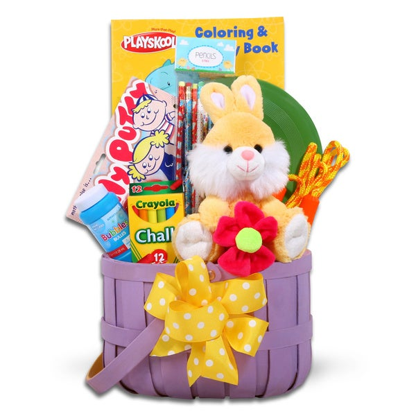 Food-Free Jamboree Easter Basket