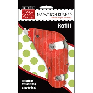 Marathon 100 Feet Permanent Adhesive Refill