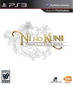 PS3 - Ni No Kuni Wrath of the White Witch