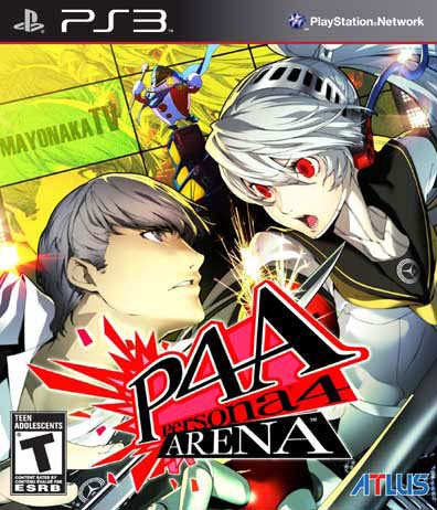 PS3 - Persona 4 Arena
