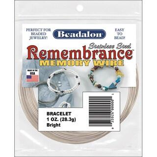 Beadalon 'Bright' Memory Wire