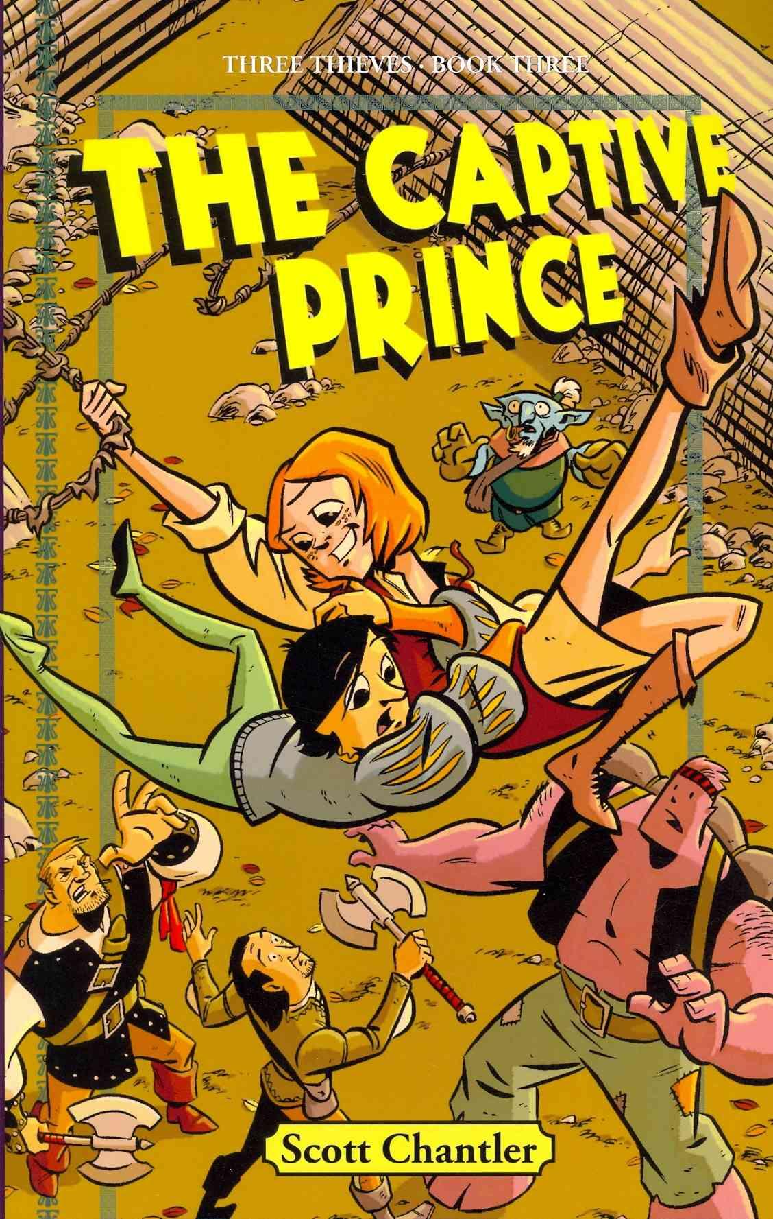 The Captive Prince (Paperback)