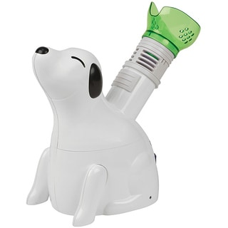 Healthsmart Digger Dog Kids Steam Inhaler