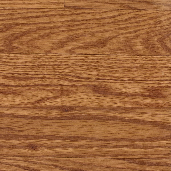 Shop Easy Install 8mm 3 Strip Gunstock Oak Laminate