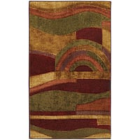 Pine Canopy Coronado Abstract Area Rug - 3'9 x 5'8