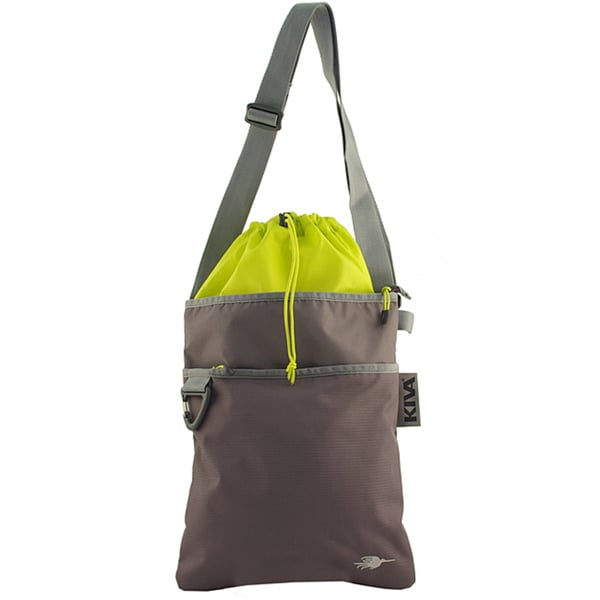 Kiva Packing Genius Wasabi Cross-body Travel Tote