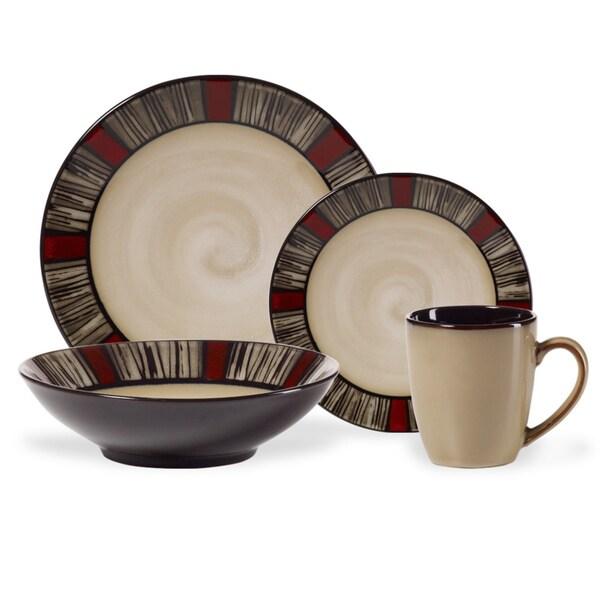 Pfaltzgraff Everyday Payson 16-piece Dinnerware Set