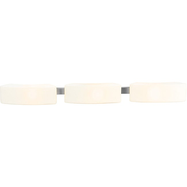 Boron Brushed Steel Finish Wall/ Vanity Lights