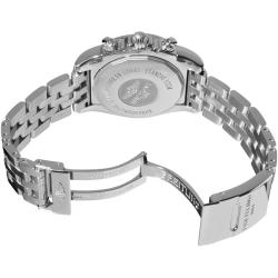 Breitling Men's 'Chronomat B01' Silver Dial Chronograph Watch