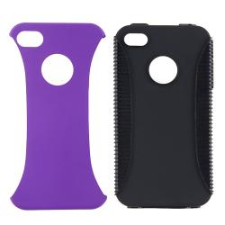 Case/ LCD Protector/ Travel/ Car Chargers/ Cable for Apple iPhone 4S