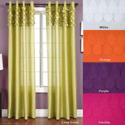 Softline Betta Grommet Top 95-inch Curtain Panel