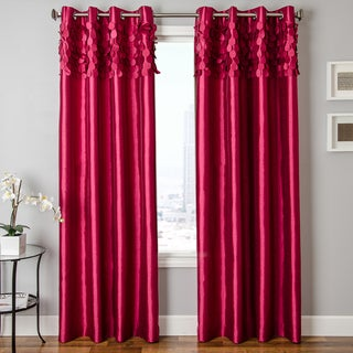 Softline Betta Grommet Top 95-inch Curtain Panel - 54 x 95