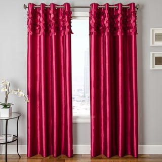 Softline Betta Grommet 84 Inch Curtain Panel