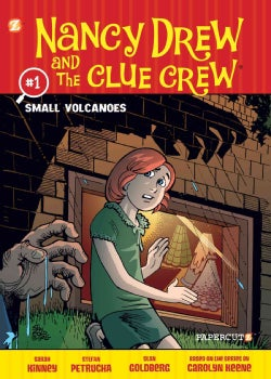 Nancy Drew and the Clue Crew 1: Small Volcanoes (Paperback)