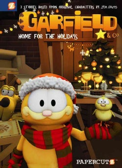 Garfield & Co. 7: Home for the Holidays (Hardcover)