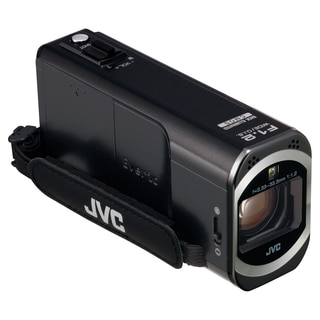 "JVC Everio GZ-VX700BUS Digital Camcorder - 3"" - Touchscreen LCD - CMO"