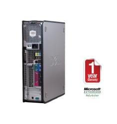Dell Optiplex 760 Intel Core 2 Duo 2.53GHz CPU 4GB RAM 160GB HDD Windows 10 Home Desktop Computer (Refurbished) - Thumbnail 2