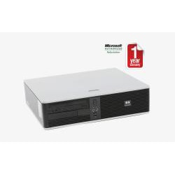 HP Compaq DC7800 Intel Core 2 Duo 2.33GHz CPU 2GB RAM 160GB HDD Windows 10 Home Small Form Factor Computer (Refurbished) - Thumbnail 1