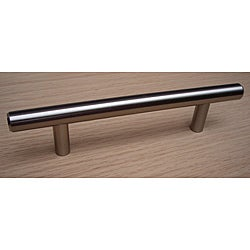 GlideRite 5-inch Solid Stainless Steel Cabinet Bar Pulls (Case of 25)