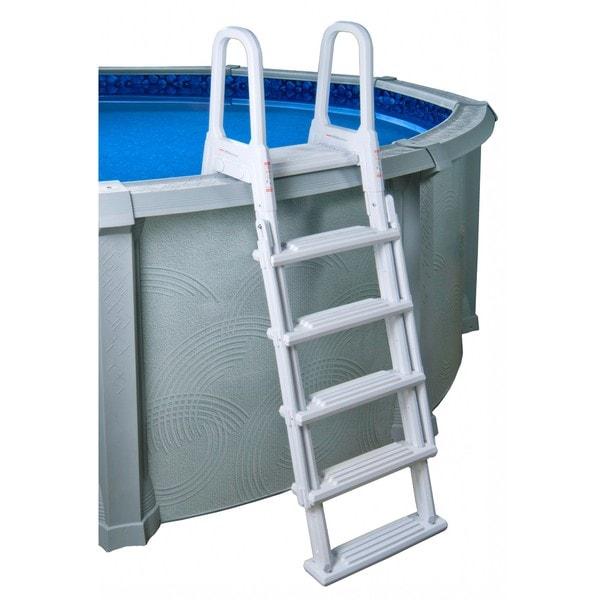 Blue Wave A-Frame Flip Up Ladder for Above Ground Pools