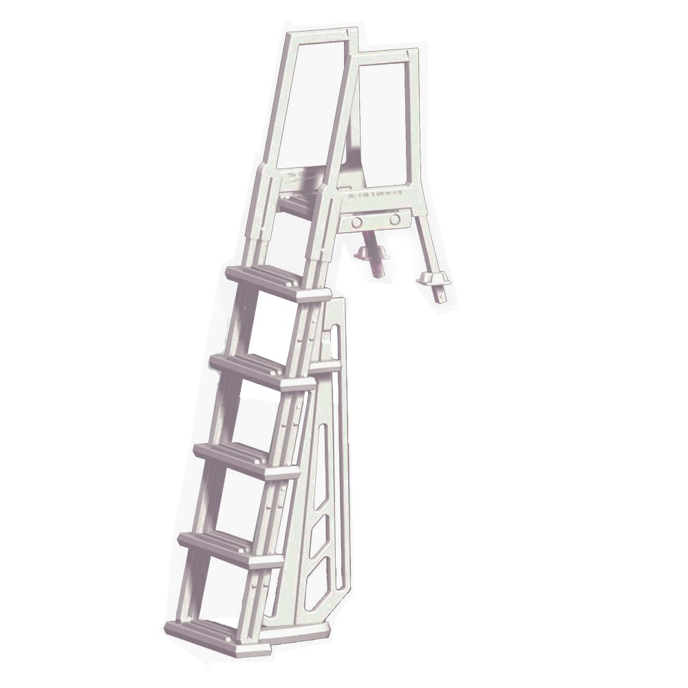 Blue Wave Heavy Duty In-Pool Ladder for Above Ground Pool...