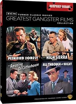 TCM Greatest Classic Films: Gangsters - Humphrey Bogart (DVD)