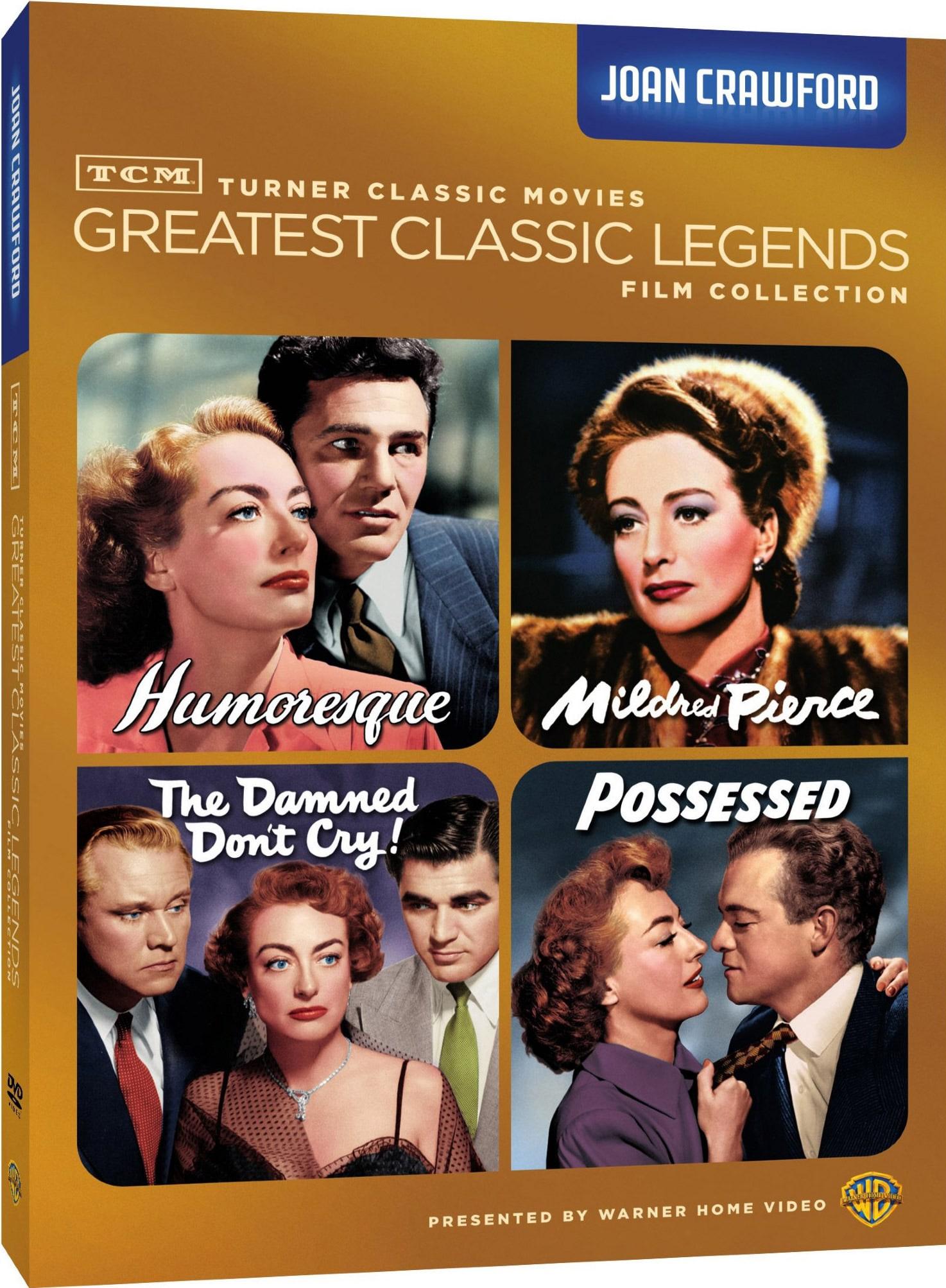 TCM Greatest Classic Films: Legends - Joan Crawford (DVD)