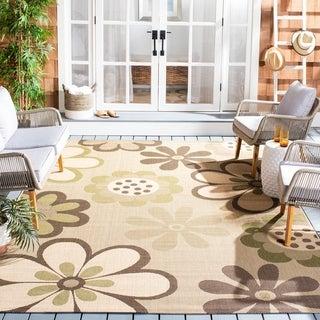 Safavieh Courtyard Doloris Indoor/ Outdoor Rug