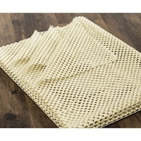 non slip mat rugs rug wayfair pad mats reviews under pdp basics ca