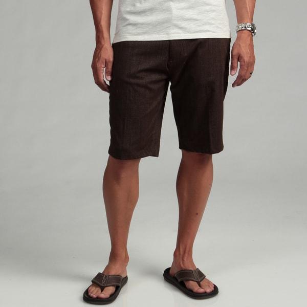 Burnside Men's Textured Shorts
