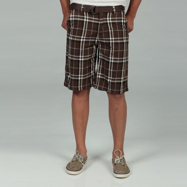 Unionbay Men's Plaid Shorts FINAL SALE