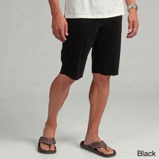 Burnside Men's Five-pocket Corduroy Shorts