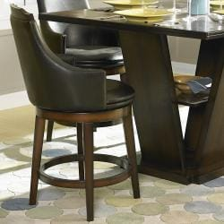 TRIBECCA HOME Elche 5-piece Walnut Dining Table Set
