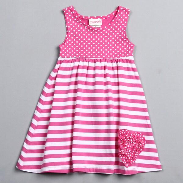Shop Flapdoodles Toddler Girl S Nautical Maxi Dress Final Sale