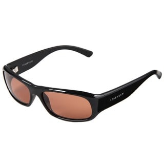 Serengeti Genova Women's Black Sunglasses