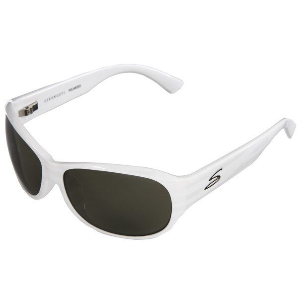 Serengeti Giada Women's Pearl White Fashion Sunglasses
