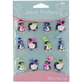 Jolee's Holiday Penguins Cabochons