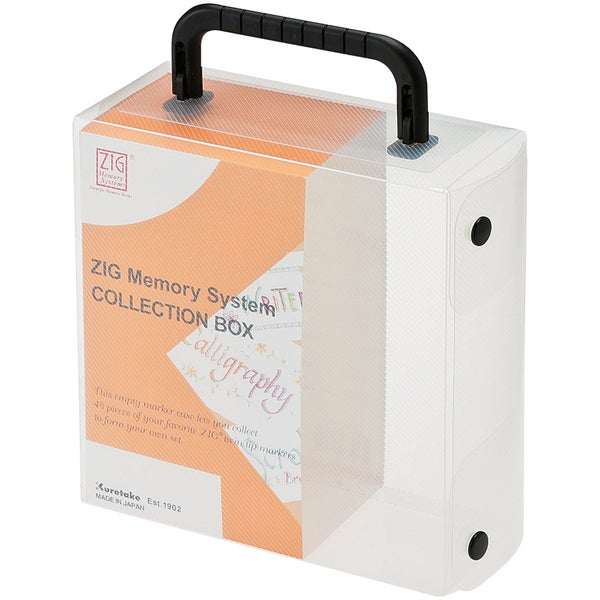 Zig Memory System Collection Box