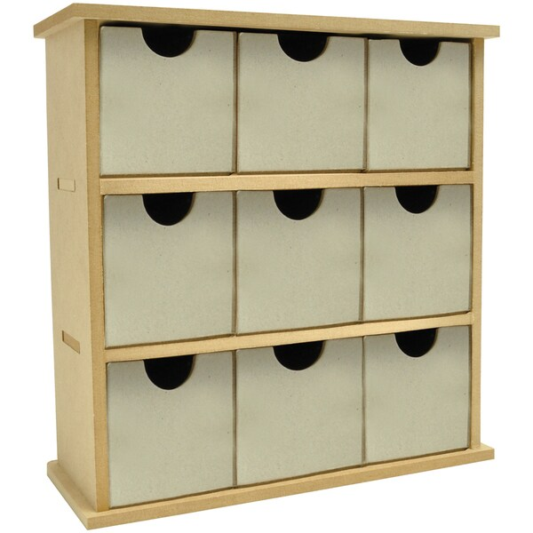 Beyond The Page Medium Drawers MDF