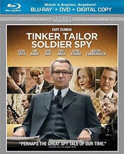 Tinker Tailor Soldier Spy (Blu-ray/DVD)