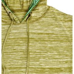 Something Strong Men's Green Pullover Hoodie - Thumbnail 2