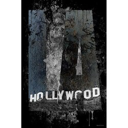 Maxwell Dickson 'Hollywood' Canvas Wall Art